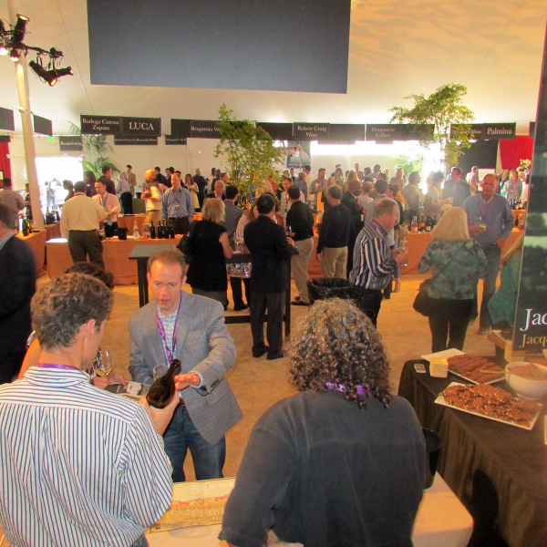 Saturday Lexus Grand Tasting at Pebble Beach Food & Wine