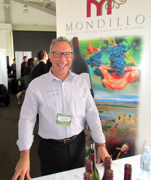Mondillo at SF NZ Wine Fair