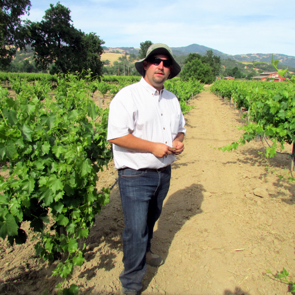 Ned Neumiller at Chianti Station