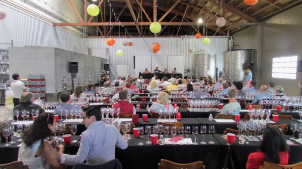 West of West Syrah seminar